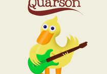 Screenshot of Quarson the Duck